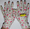 NYLON NITRILE COATED GRIP SAFETY WORK GLOVES GARDENING BUILDERS ENGINEERING MECHANIC