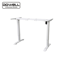 High Quality Wholesale angle electric height adjustable desk