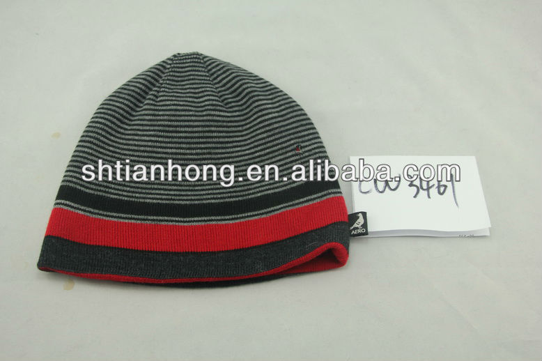 high quality winter knit hat and cap