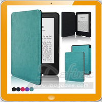 Dingfeng customized cover case for kindle paperwhite