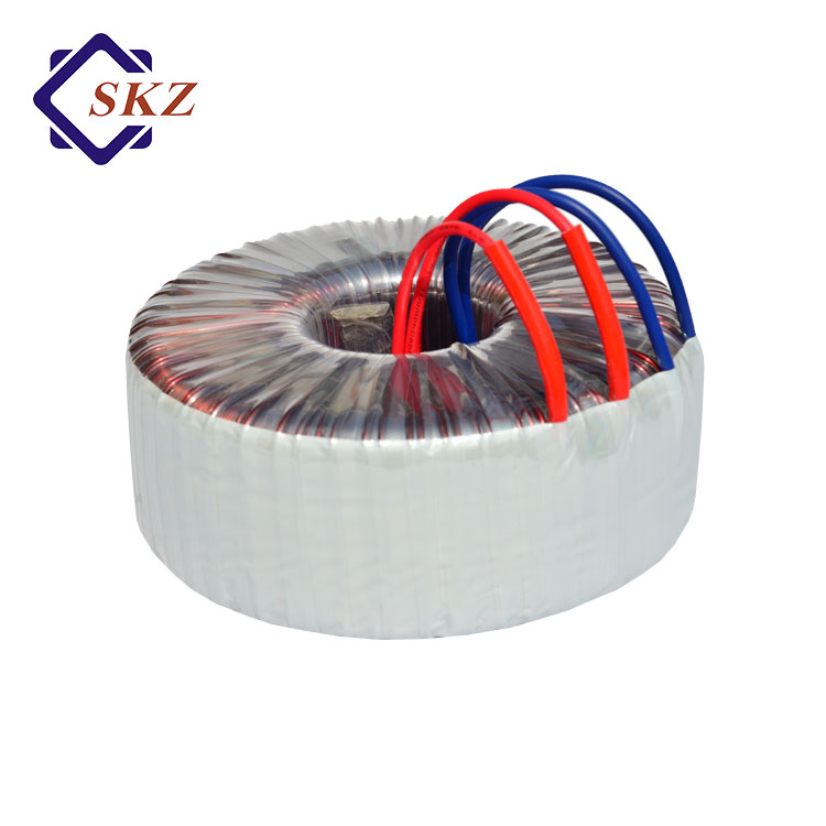 Best Offer Silicon Steel Core Circle Step Down Transformer 230v to 100v