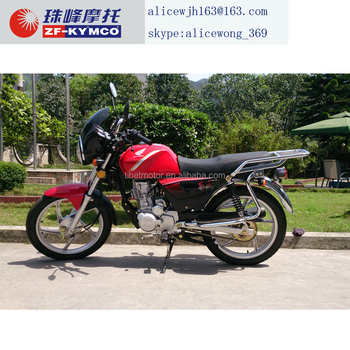 Cheap price of 125cc motorcycle for sale(ZF125-4)