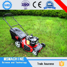 Gardening tools push start manual grass mower cordless lawn mower