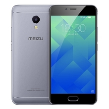 IN STOCK Original MEIZU Meilan 5S M612Q Mobile Phone 3GB+32GB 5.2 inch Flyme 5.0 MTK6753 Octa Core Smart Phone