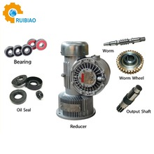 electric motor gearbox Transmission helical gearbox for crane Speed Reducer Gear Box