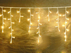 zhongshan factory Outdoor String Fairy Lights Christmas /party /wedding /garden led icicle light