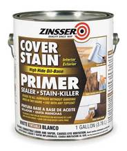 Primer-Sealers and Stain Blockers
