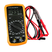 Come From China Low Price Digital Multimeter With Manual Range