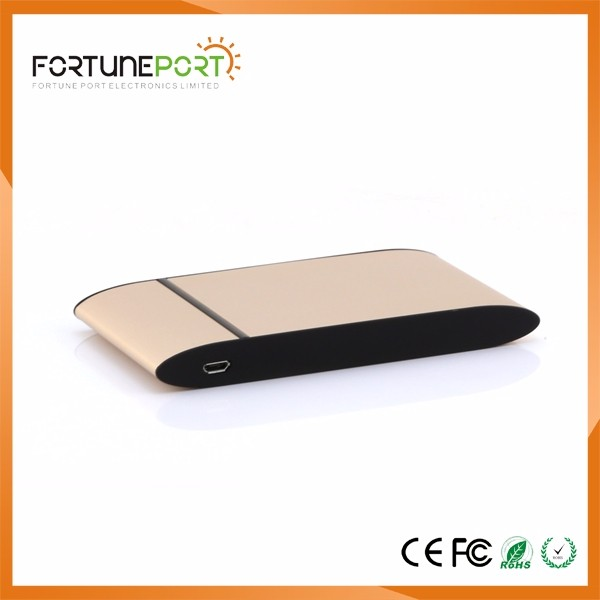 Grand A Battery Slim Power Bank Hot Sale Full Capacity Shenzhen Power Supplier for sales 5000mah