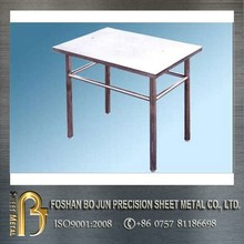 high quality stainless steel kitchen dining table