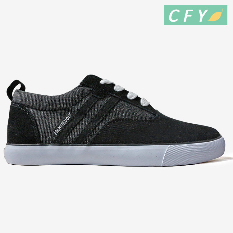 2018 boys lace-up style and mesh lining material canvas shoes new products custom brand men casual sneaker high quality