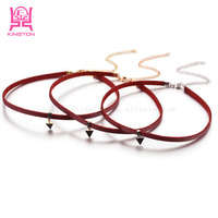 2017 Fashion Jewelry 316l Stainless Steel Fitness Necklace for Women