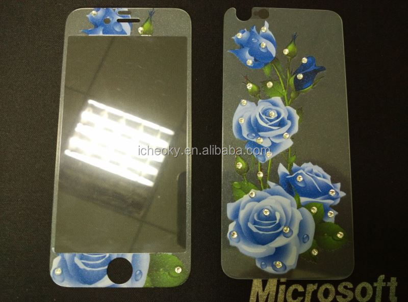 tpu mobile case for iphone 6 plus case tempered glass screen protectors Chinese factory hot selling