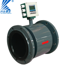 anti-corrosion high mass electromagnetic flow meter water