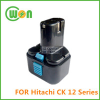 power tools battery replacement batteries for hitachi CK 12 series battery 9.6v power tools batetry