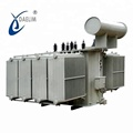 Best selling 69 kv 5 mw oil immersed transformers