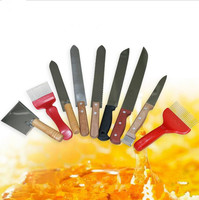 High Quality Hive Tool Stainless Steel Uncapping Knife Honey Kinfe