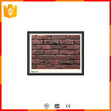 Factory price waterproof lowes interior brick paneling