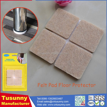 Higher Quality and Best Price Furniture Chairs Glides Adhesive Skid Protector