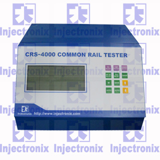 CRS 4000 Common Rail System Tester