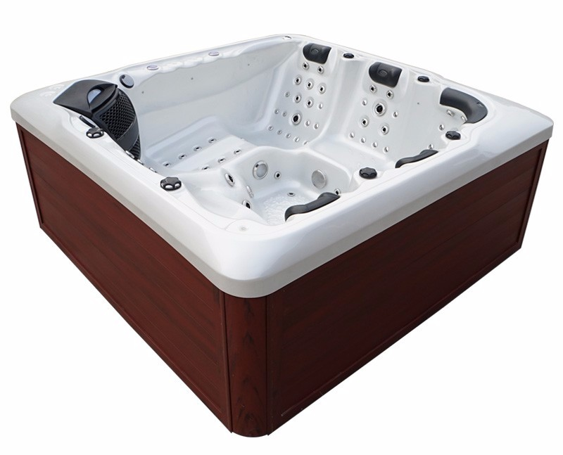 104 Jets Newest luxury hot tub Acrylic Outdoor Spa