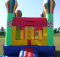 New inflatable bouncer style