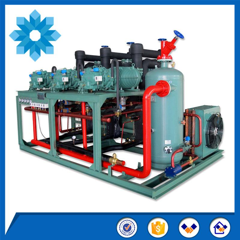Hot selling oil bitzer semi-hermetic condensing unit made in China