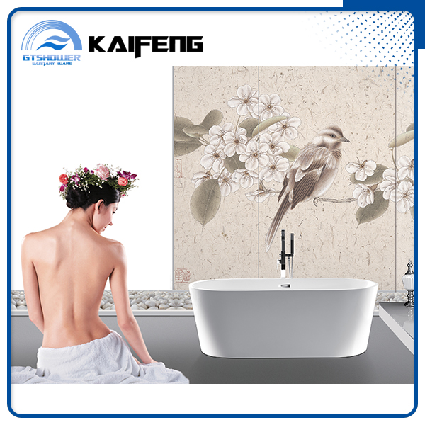 Custom Size Small Free Standing Bathtub