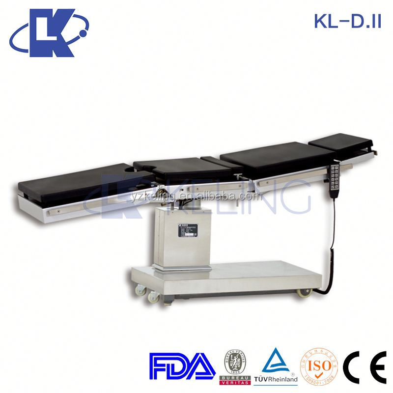 electric multi-purpose surgical operating tables high quality electric c-arm operating table examination and operating bed
