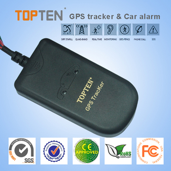 mini gps tracker for car motorcycle alarm RFID fleet management