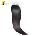 Top quality 3.5*4 virgin indian curly top closure,shed free round lace closure,light brown lace closure
