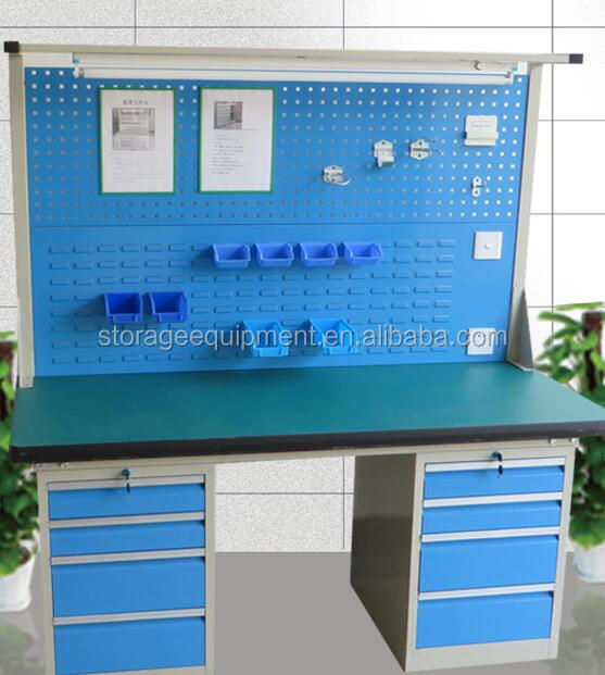 Keuken Werkbank Rvs : Heavy Duty Wooden Work Bench
