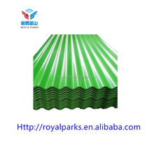 2018 hot sales AISI galvanized Corrugated roofing tile/coated galvanized corrugated Zinc Aluminum metal roofing sheet