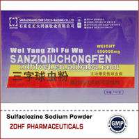 Sulphaquinoxaline drugs for poultry coccidiosis high quality