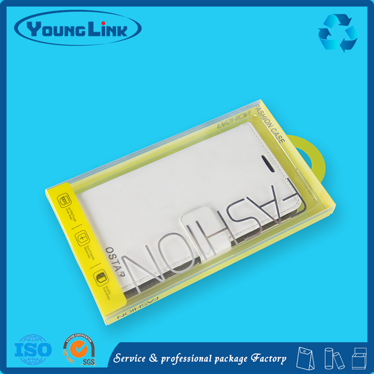 plastic box packaging for phone case of I5,6,6plus
