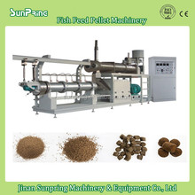 Various capacities pet food machine, fish food machine, fish /pet feed production line