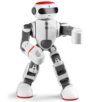 2017 New Design Dobi F8 Smart Robot Automatic Intellgent Robot