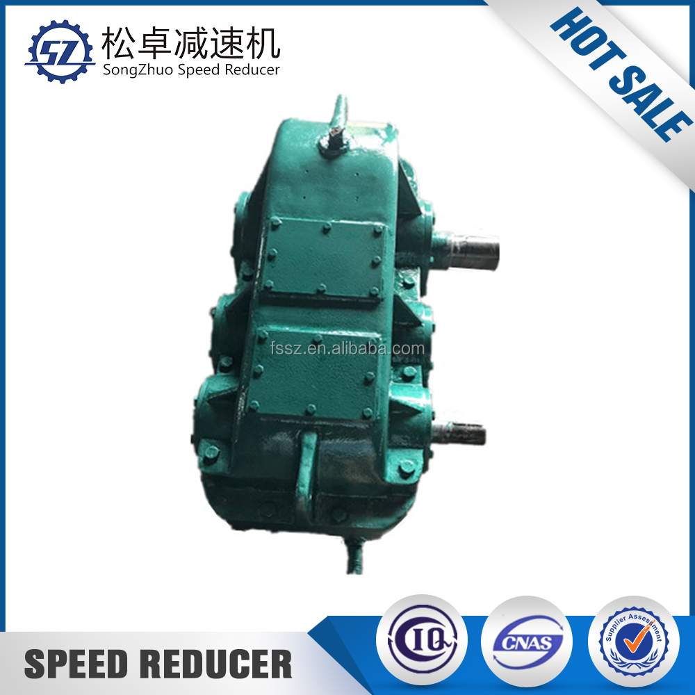 Reduction gearbox for Lime Vertical preheater