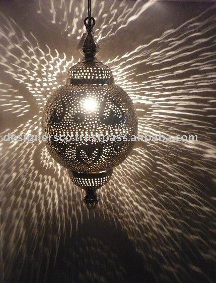 Marokkanische lampe kronleuchter produkt id 115765171 for Marokkanische lampe
