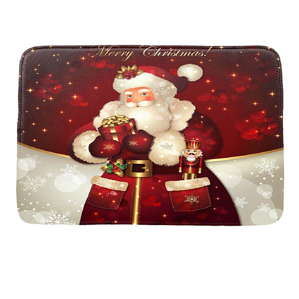 Professional high quality christmas decoration mat