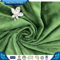 Custom design shiny Velvet Fabric Characteristics