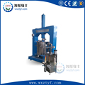 DYL-1300 double column Hydraulic Pressing Distributing Machine,New materials are used in conjunction with twin planets to use th