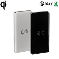5V 8000mah universal portable phone battery powerbank qi wireless charger power bank for meizu m2 note