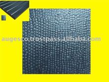 Rubber Stable Mat with Hammer Top and Wide Rib Reverse