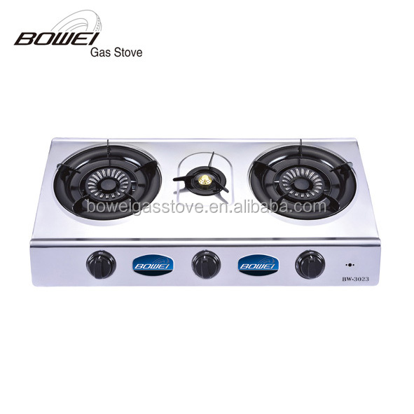 Japanese stove gas stove with popular design
