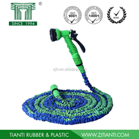 CE, ROHS, REACH certificated Expandable Garden Water Hose Pipe As Seen On TV 25/50/75/100ft