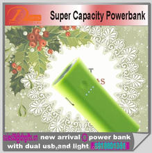 Beautiful 2000mah credit card size powerbank with factory price