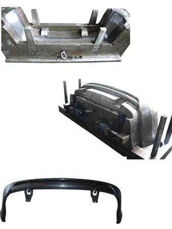 chinese professional manufacturer own design Auto parts custom plastic mould plastic injection molding