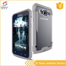 Wholesales creative shockproof back cover case for samsung galaxy j7