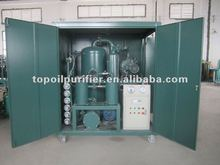 Mobile Type Dielectric Oil Treatment Machine/ Hi-Vac Transformer Oil Purification Plant